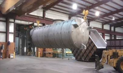 GAS TURBINE EXHAUST SYSTEM SILENCER