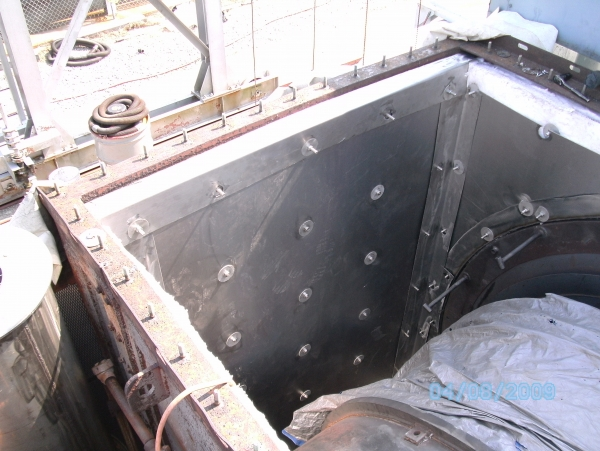 INTERNAL INSULATION OF GAS TURBINE CAB